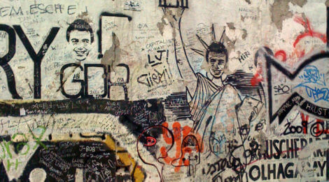 On the 25th anniversary of the fall of the Berlin Wall Europe is still fighting for a free society
