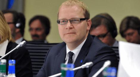 Euroopa Parlamendi liikme Urmas Paeti eelinfo  10.-16. november
