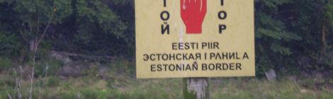 Piirileppest Eesti ja Venemaa vahel