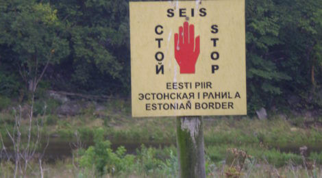 EU wants the Estonian-Russian border treaty to enter into force