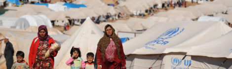 Süüria sõja viie aasta jooksul on 115 000 last sündinud põgenikena