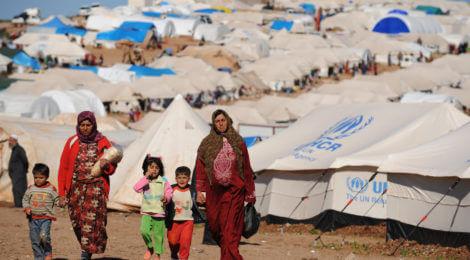 2015. aasta humanitaarabieelarved peavad kasvama, sest põgenikke tuleb juurde