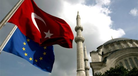 EU must open new chapters in the negotiations with Turkey on its accession to the EU