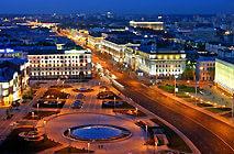 Valgevene tasakaalupunkti otsimas