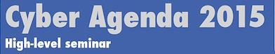 Cyber Agenda 2015 event