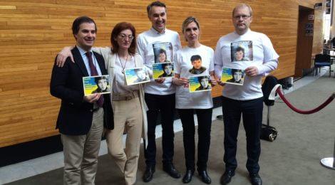 Euroopa Parlament nõuab Ukraina piloodi Savtšenko kohest vabastamist