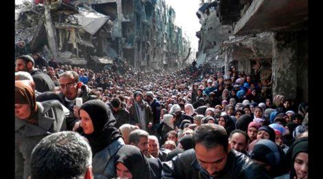 Süüria Yarmouki pagulaslaagri õudused kinnitavad vajadust anda Süürias toimuvad kuritööd Rahvusvahelisse Kriminaalkohtusse