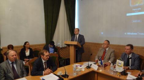 Eesti-Ukraina ärifoorumi avamine