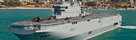 Mistrali sõjalaevade jõudmine Venemaani Egiptuse kaudu ei ole välistatud