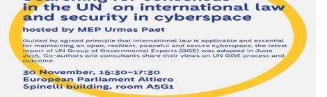Küberjulgeolek on möödapääsmatu teema järgmisel NATO tippkohtumisel