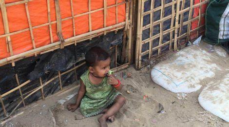 Rohingjade olukorrast Myanmaris
